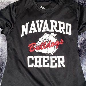 NAVARRO CHEER T-shirt